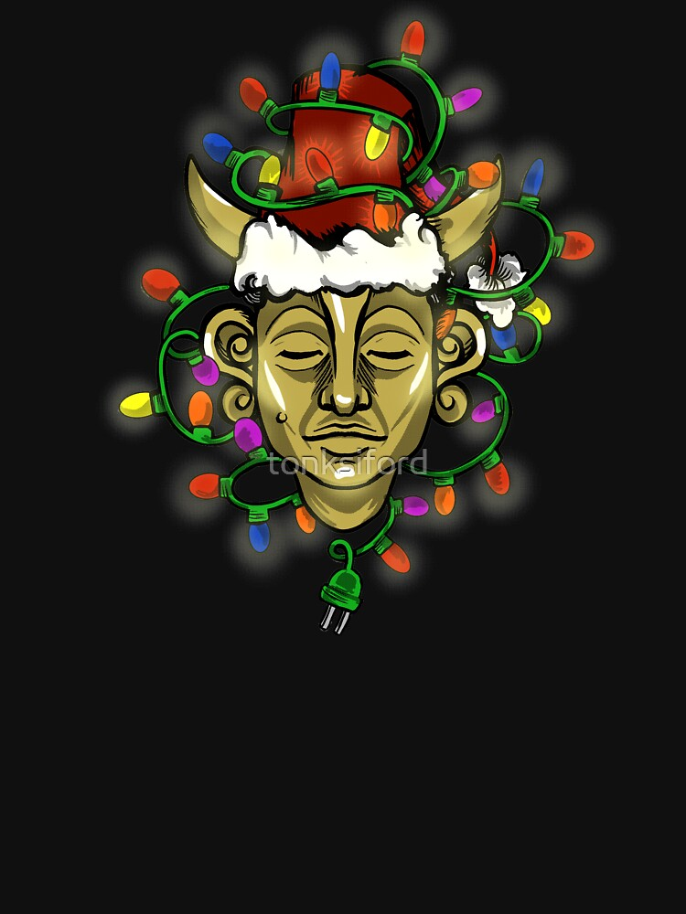 RedBubble: A Very SPN Christmas Tee