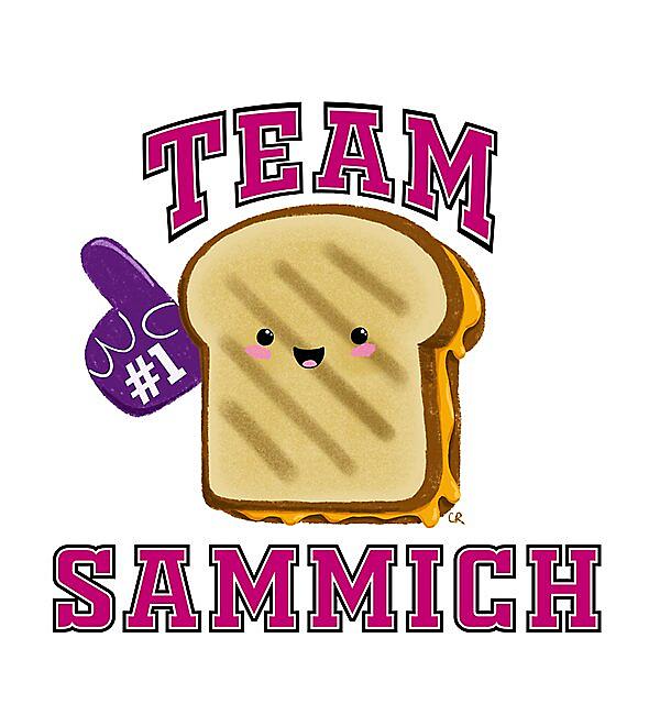 RedBubble: Team Sammich!