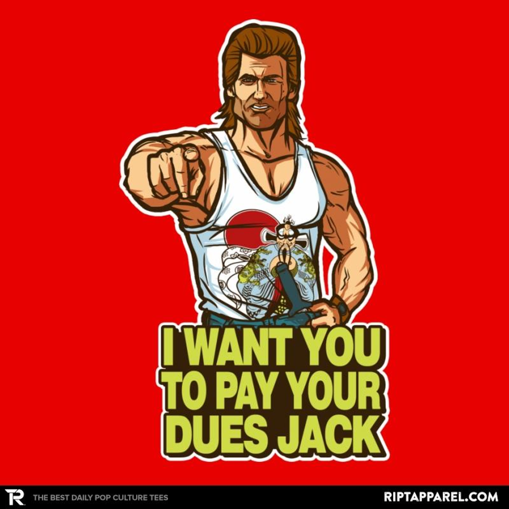 Ript: Pay Your Dues