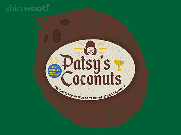 Woot!: Patsy's Coconuts