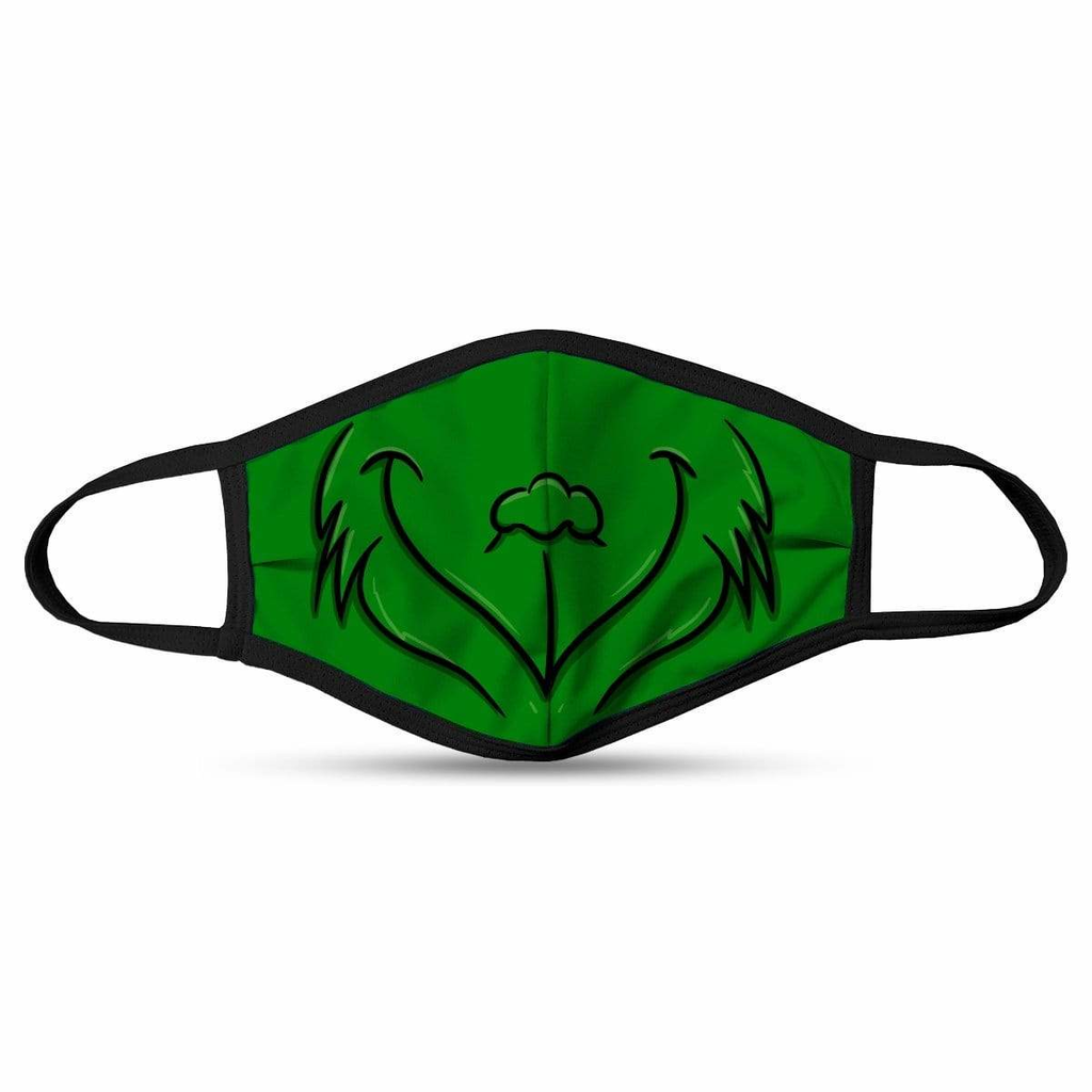 BustedTees: Grinch Mask