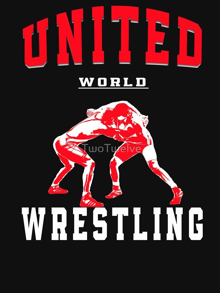 RedBubble: united world wrestling-