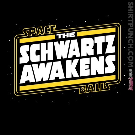 ShirtPunch: The Schwartz Awakens