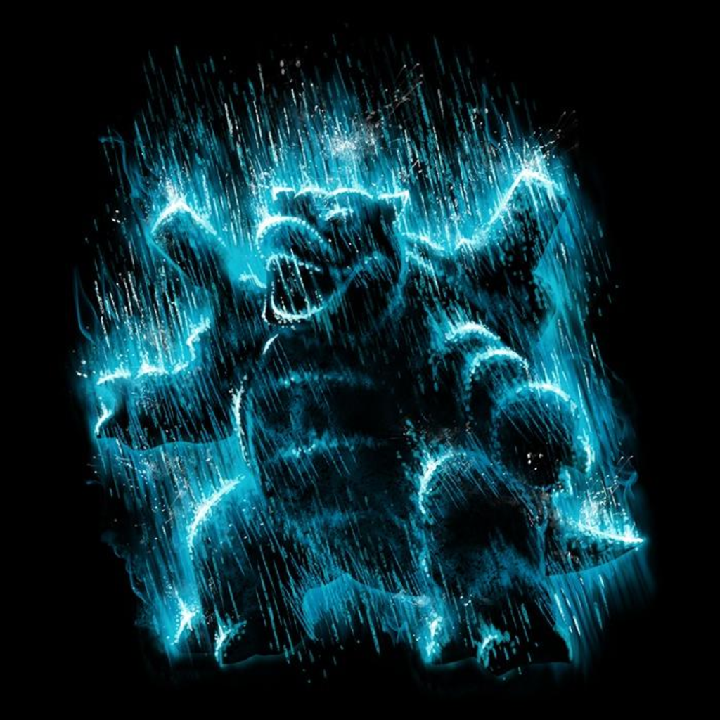 Once Upon a Tee: Water Type III