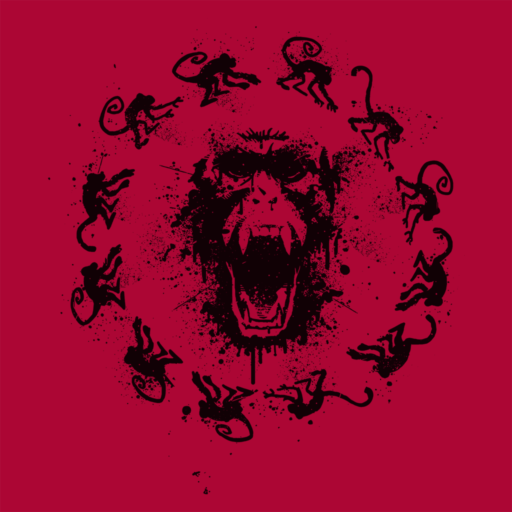 Pop-Up Tee: Daily Deal - Monkey Fever