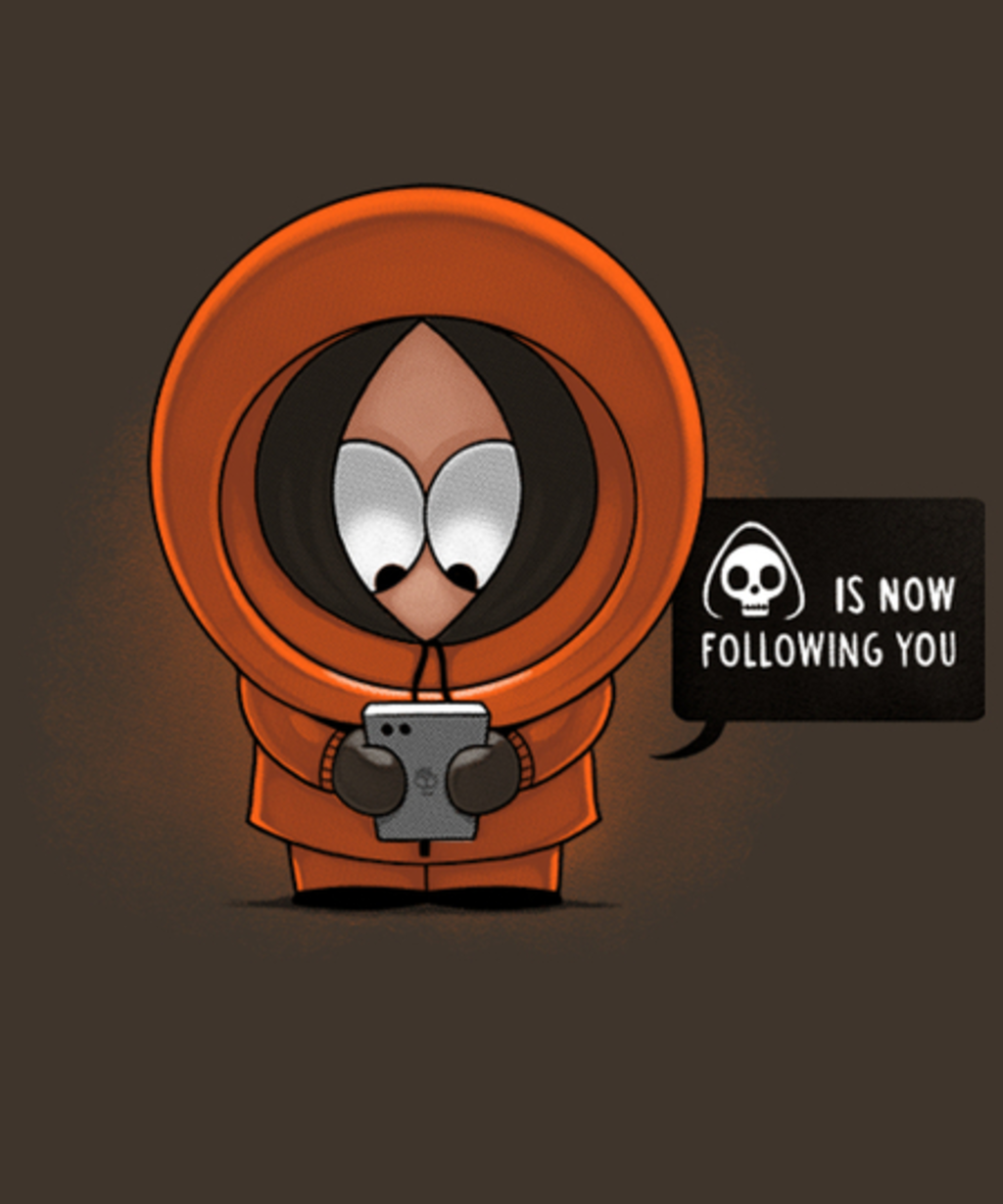 Qwertee: New Follower