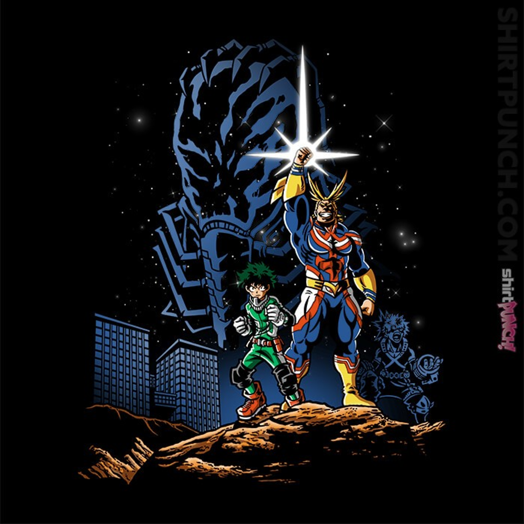 ShirtPunch: Hero Wars