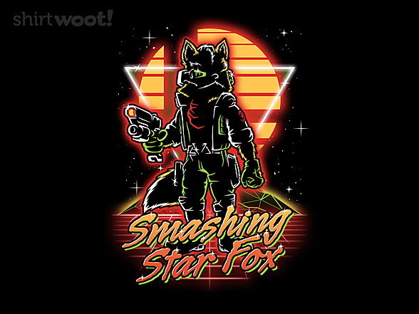 Woot!: Retro Smashing Fox