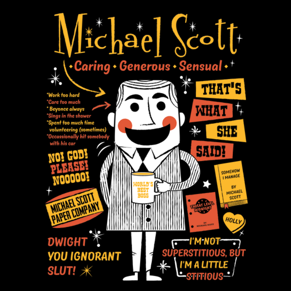 NeatoShop: Michael Scott