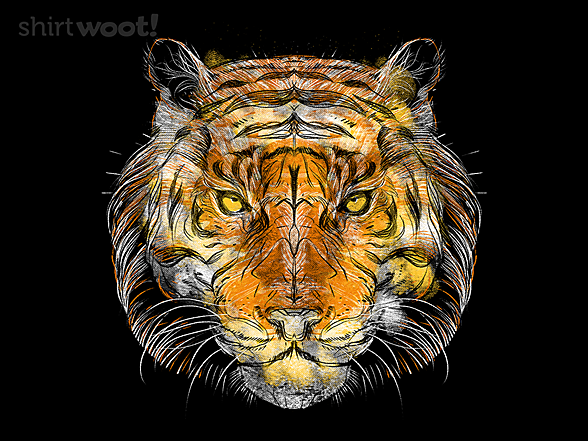 Woot!: Ornamental Tiger