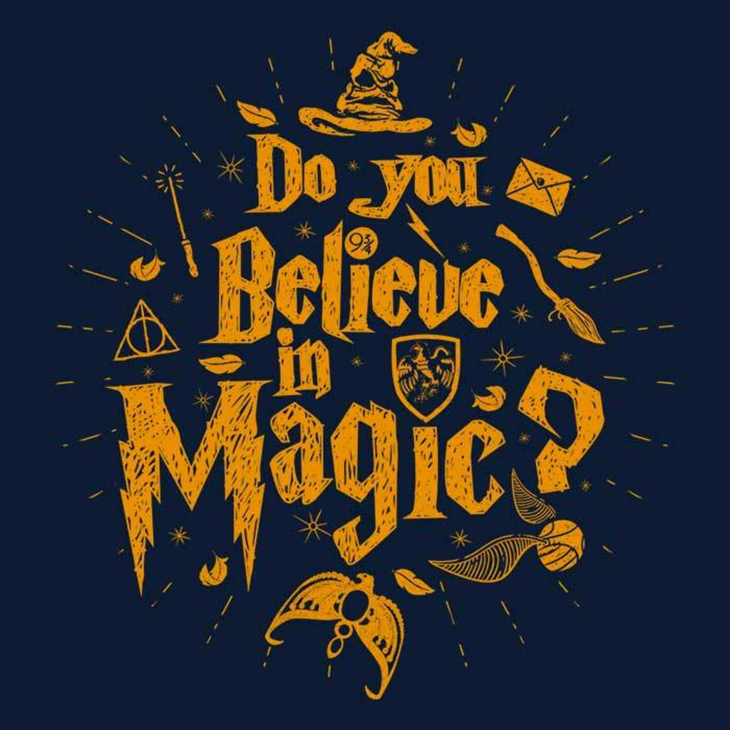 Once Upon a Tee: Wisdom and Magic