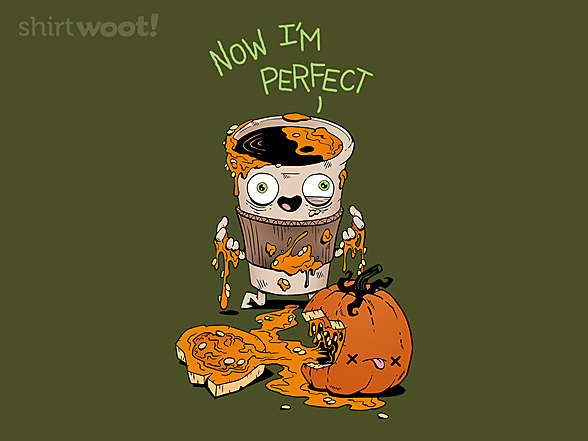 Woot!: Pumpkin Perfection