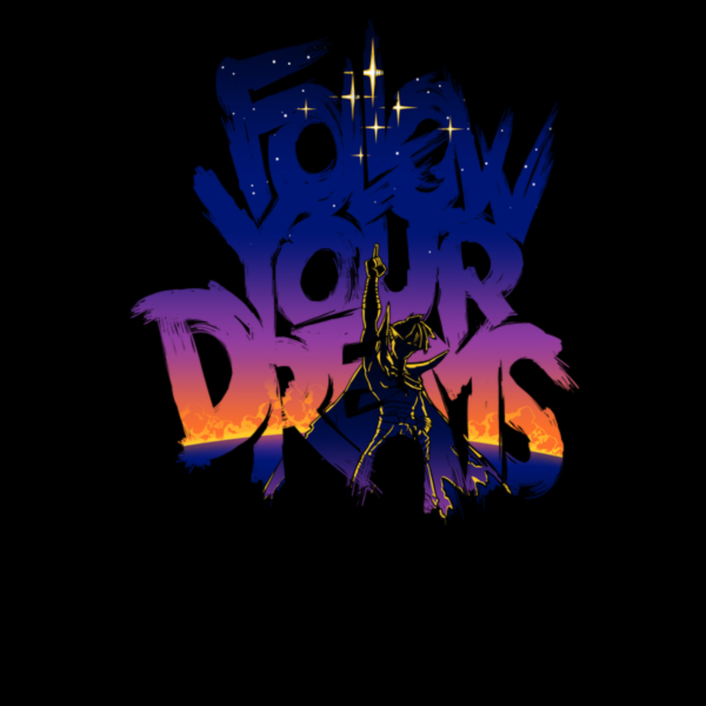 NeatoShop: Follow Your Dreams - Rising Dawn