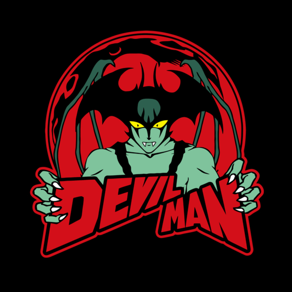 NeatoShop: Devil with Red Moon