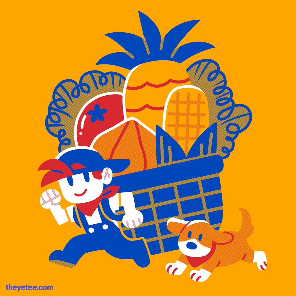 The Yetee: Summer Crops