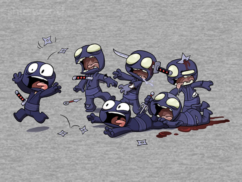 Woot!: Zombie Ninjas