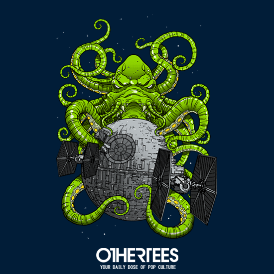 OtherTees: Cthulhu Strikes Back