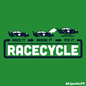 blipshift: Racecycle