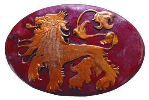 Pop Vulture: Game of Thrones Metal Lannister Shield Pin