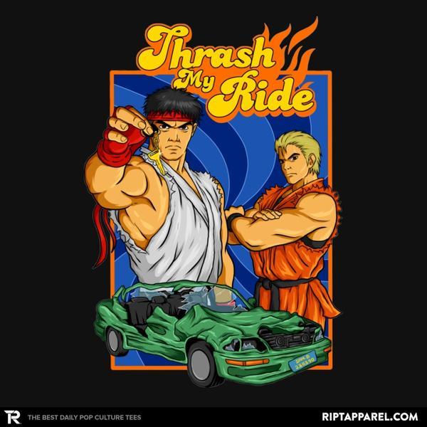 Ript: Thrash my Ride
