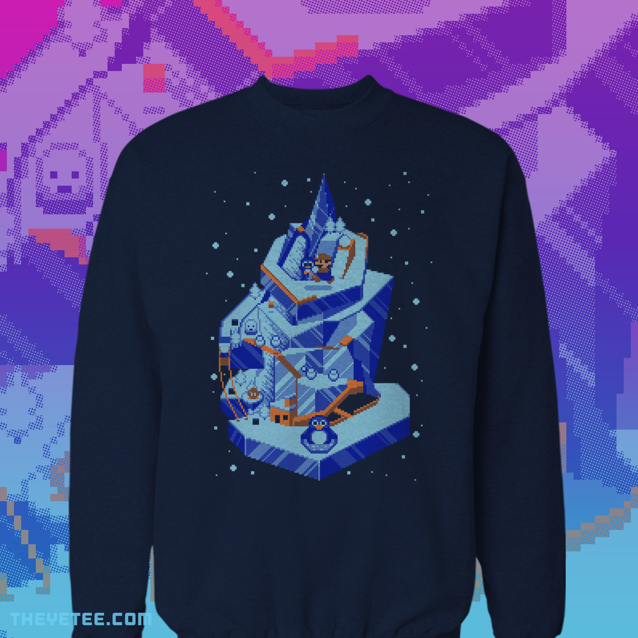 The Yetee: Cool Cool Winter