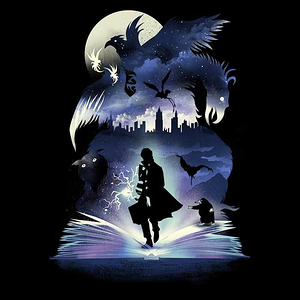 Once Upon a Tee: The Fantastic Book of Magic