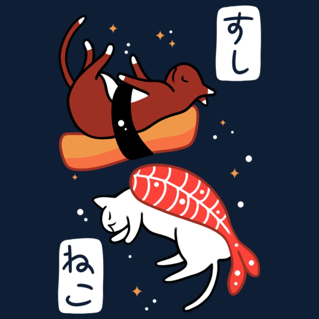NeatoShop: Neko sushi