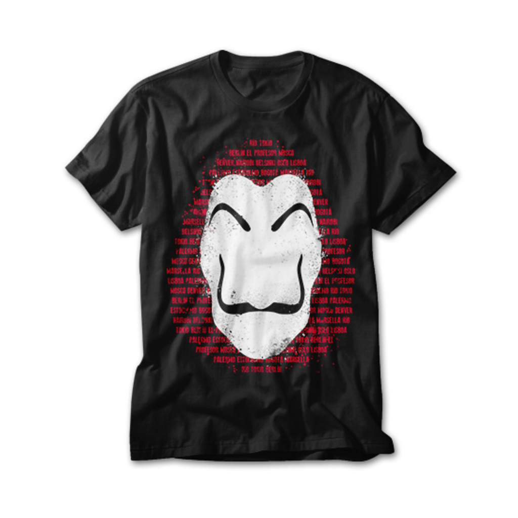 OtherTees: The Mask of Names