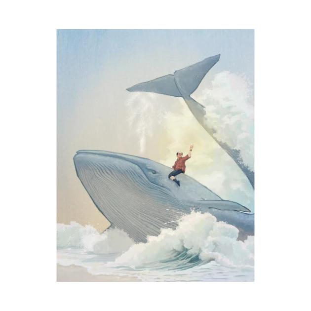 TeePublic: Like A Cork In The Ocean