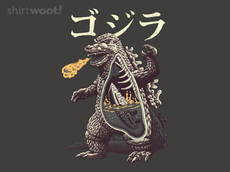 Woot!: A Kaiju's Anatomy