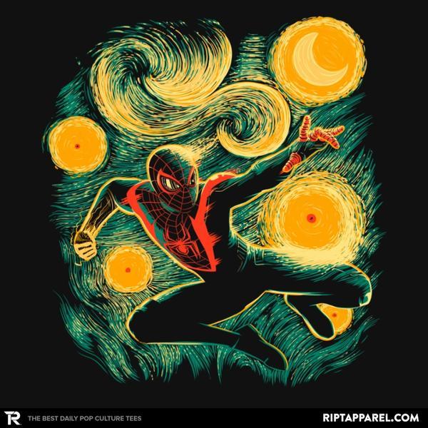 Ript: Starry Miles