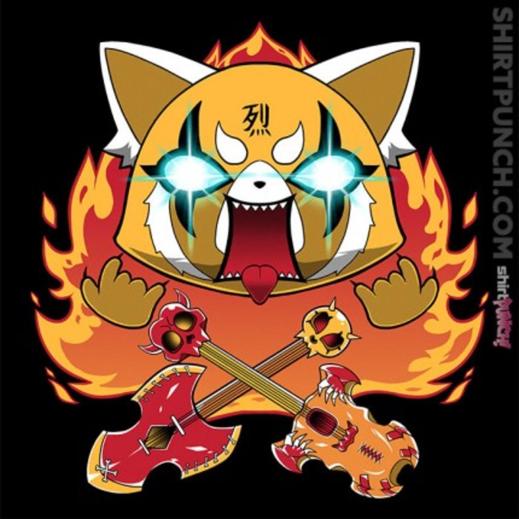 ShirtPunch: Death Metal Thunder