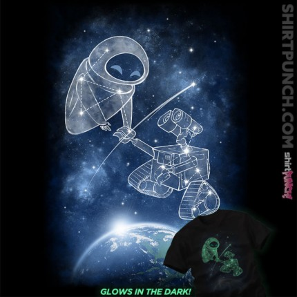 ShirtPunch: Starry Dancing Sky