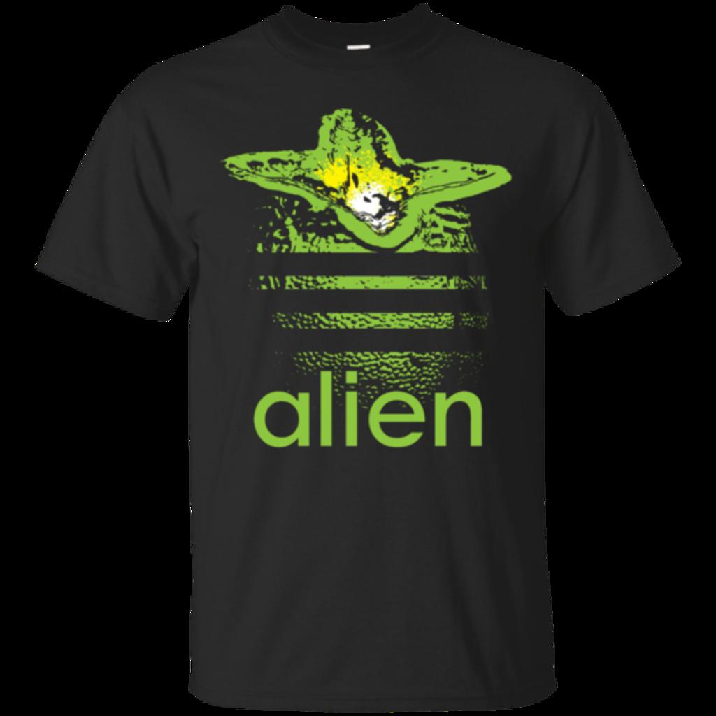 Pop-Up Tee: Alien