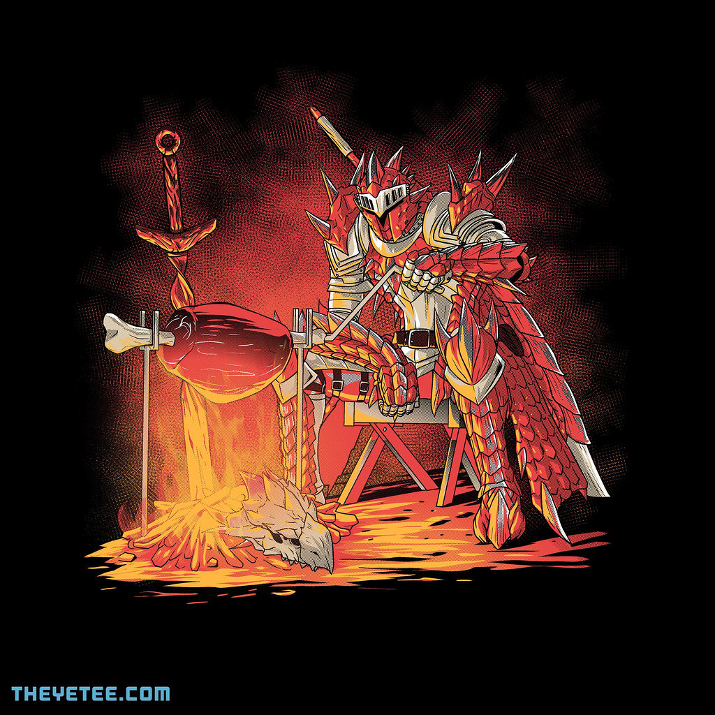 The Yetee: MMM TASTY