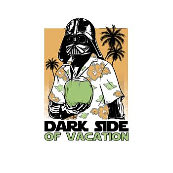 BustedTees: Dark Side of Vacation