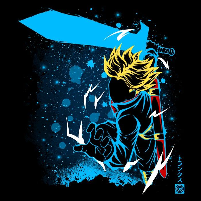 Once Upon a Tee: The Rage Sword