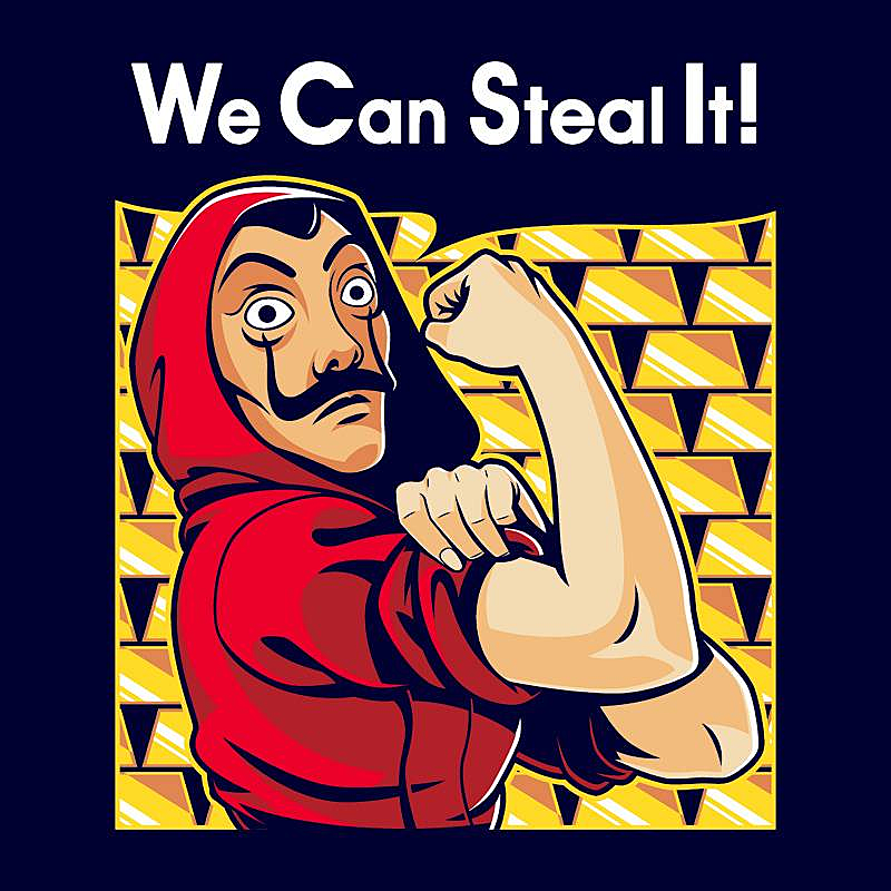 Pampling: We can steal it!