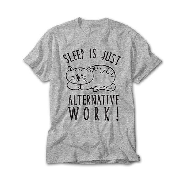 OtherTees: Alternative Work