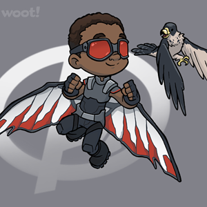 Woot!: Winged Warrior - $15.00 + Free shipping