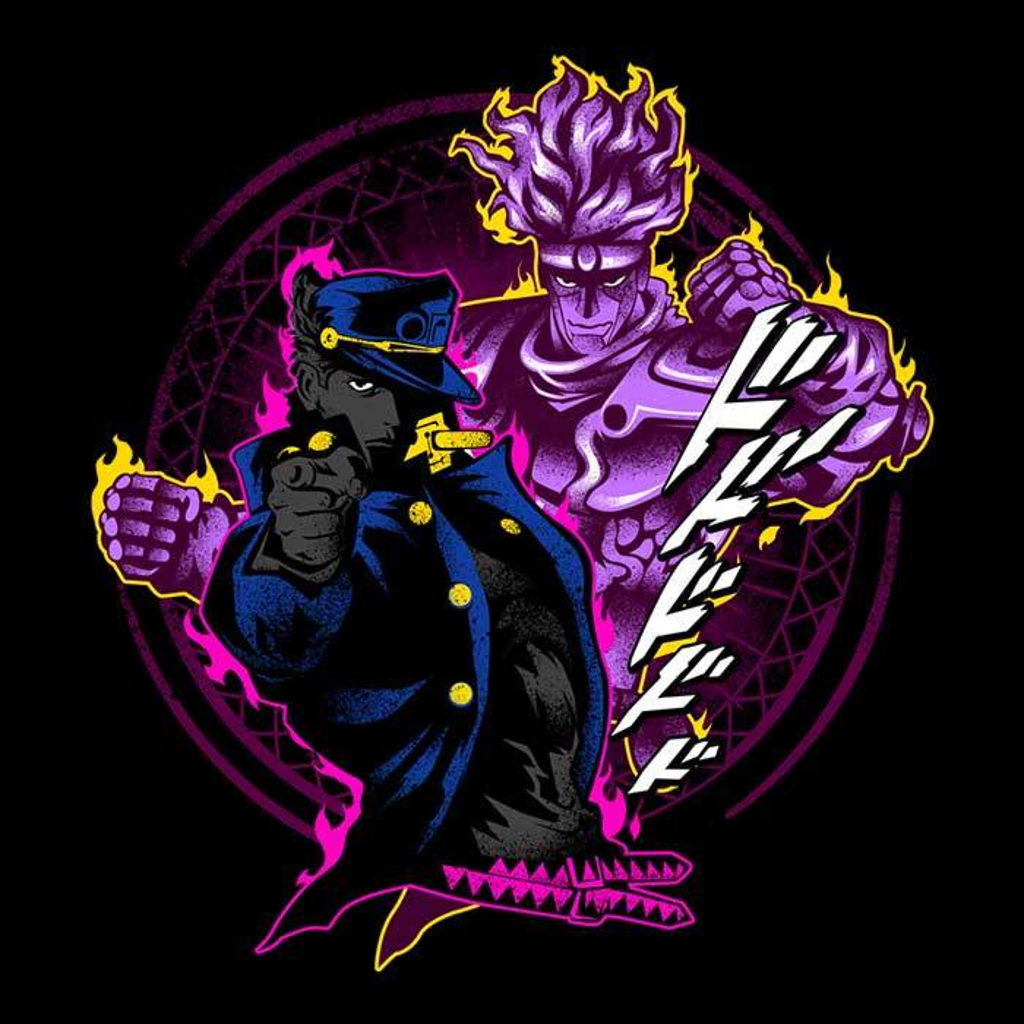 Once Upon a Tee: Attack of Jotaro