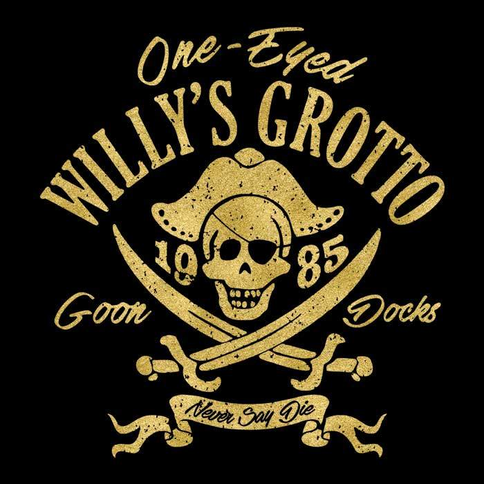 Once Upon a Tee: Willy's Grotto