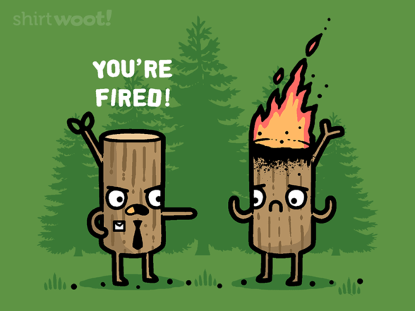 Woot!: You're Fired