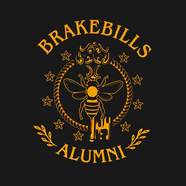 TeePublic: Brakebills Alumni