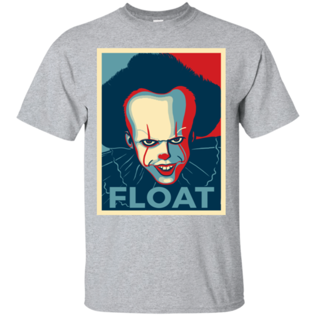 Pop-Up Tee: FLOAT