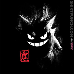 ShirtPunch: Gengar Ink