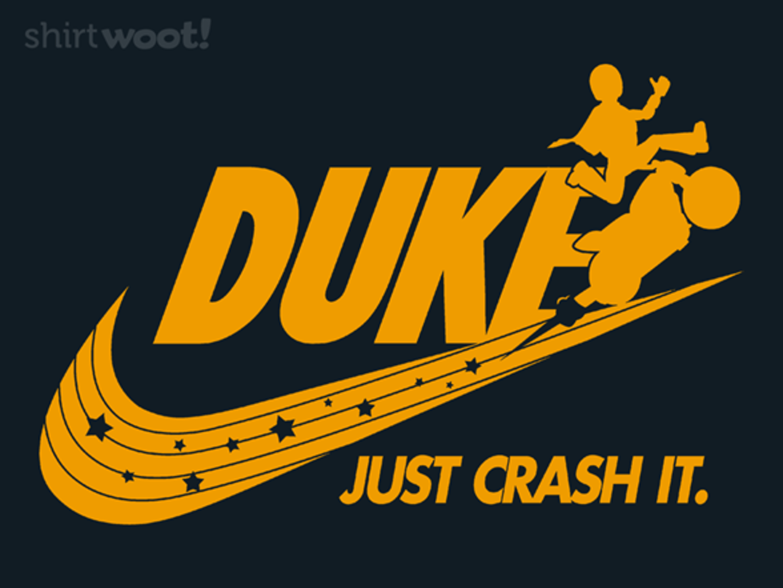 Woot!: Just Crash It