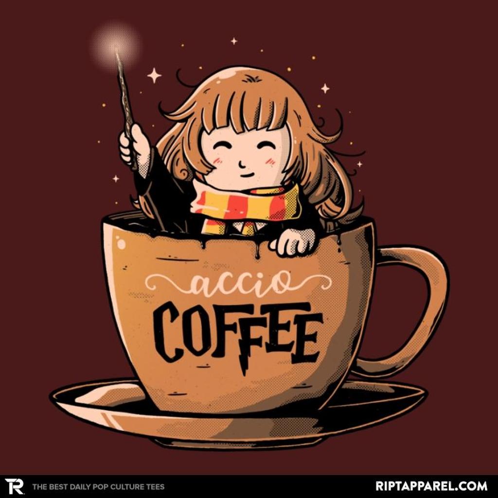 Ript: Accio Coffee