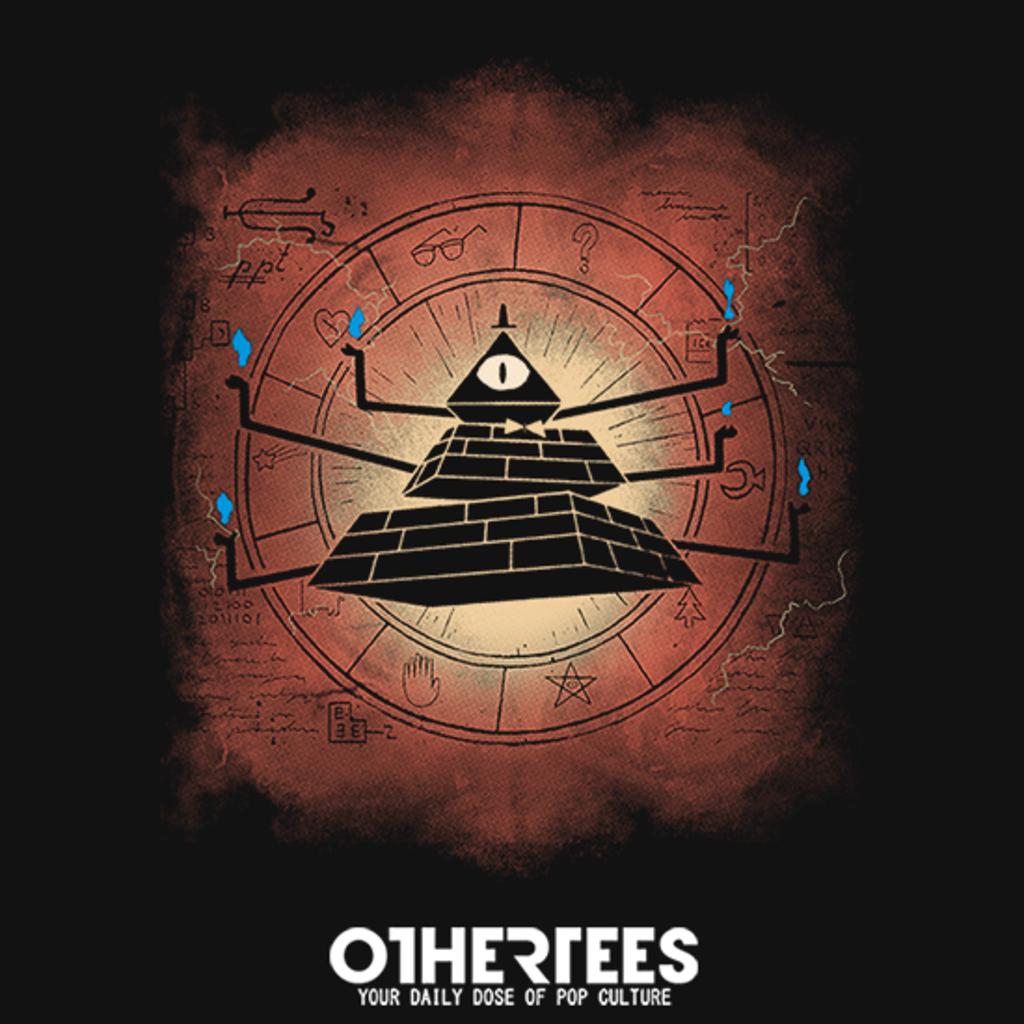 OtherTees: Triangular Demon