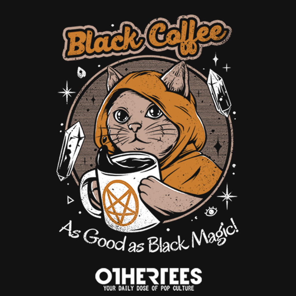 OtherTees: Black Coffee